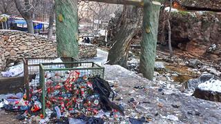 زباله در محیط زیست
