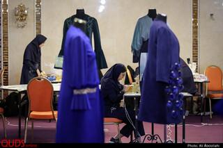 چهارمین نمایشگاه مد و لباس فجر