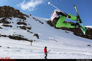 مسابقات اسکی آلپاین جام فجر