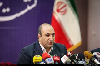 نشست خبری شهردار مشهد