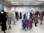 نمایشگاه لباس سنتی در سمنان برپا شد