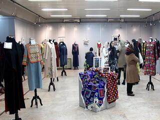نمایشگاه مد و لباس-رشت