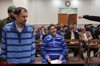 دومین جلسه رسیدگی به اتهامات متهمان پرونده موسوم به تعاونی اعتبار اعتماد ایرانیان