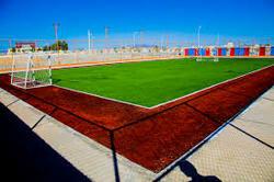 نخستین مجموعه ورزشی روباز منطقه ثامن