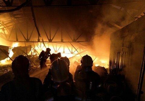 مدیرعامل سازمان آتش نشانی مشهد