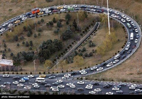 ترافیک کندوان