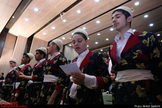 آئین اختتامیه جشنواره سراسری آکاپلا (آوای رضوان)