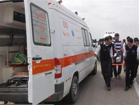 فوریت های پزشکی استان همدان