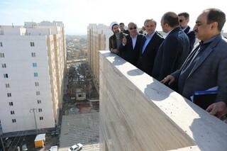 بازدید رزم حسینی