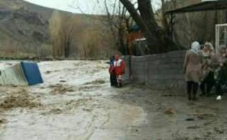 تخلیه سیلاب