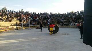 مسابقات قویترین مردان کاپ آزاد کشور