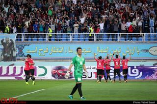 لیگ برتر فوتبال/مسابقه پدیده شهرخودرو مشهد و نفت مسجد سلیمان