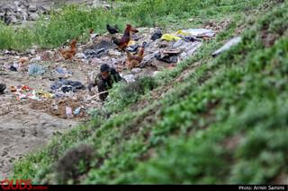 اخطار تخلیه به دلیل وقوع سیل به اهالی محله اسماعیل آباد مشهد