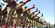 رژه بزرگ روز ارتش آغاز شد