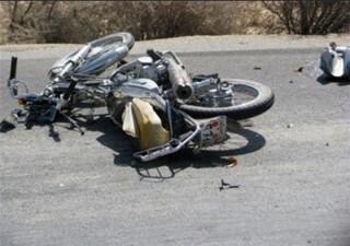 45 درصد حوادث رانندگی حوزه درونشهری تربت جام مربوط به موتورسیکلت ها