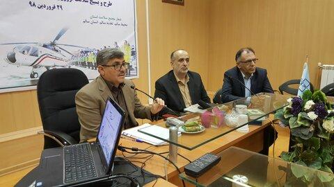 رییس دانشگاه علوم پزشکی استان زنجان