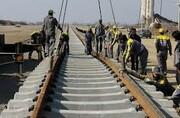 مردم سنندج در انتظار رسیدن قطار توسعه