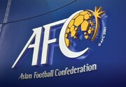 نام ایران به رده بندی کنفدراسیون فوتبال آسیا اضافه شد
