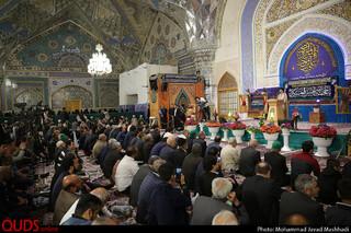 اجتماع عظیم منتظران در مشهد