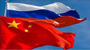 چین روسیه