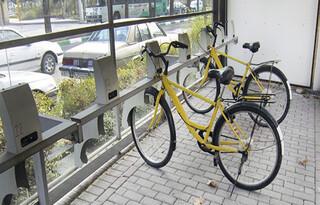دوچرخه شهرداری