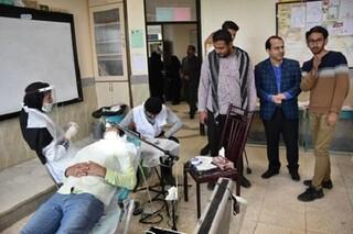 اردوی جهادی دندانپزشکی