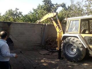 ساخت وساز غیر مجاز