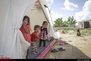 با  گذشت 9 روز از جاری شدن سیل در روستای چاله زرد سرخس، همچنان مردم این روستا در وضعیت بلاتکلیفی هستند.