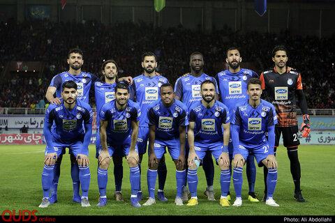 لیگ برتر فوتبال/ دیدار تیم های استقلال و پدیده مشهد