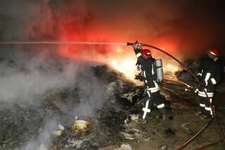 آتش نشانی - آتش سوزی