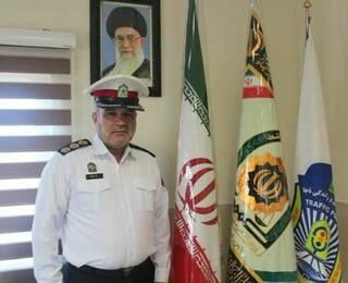 رئیس پلیس راه  استان همدان: