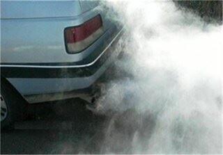 خودروهای آلاینده در مشهد