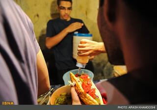 رئیس اتحادیه اغذیهفروشان مشهد
