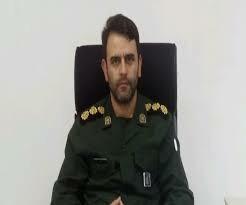 فرمانده بسیج سپاه ناحیه شهرستان زنجان