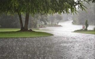 بارش باران و رگبار