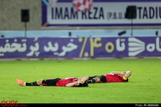 لیگ برتر فوتبال/مسابقه پدیده شهرخودرو و سپاهان اصفهان