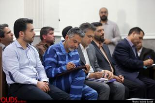 """اولین جلسه رسیدگی به اتهامات متهمین پرونده موسوم به شرکت """"پدیده"""""""