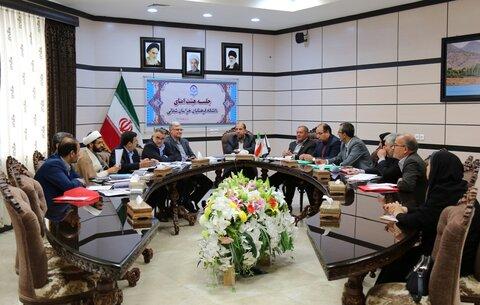 نشست با مسئولان دانشگاه فرهنگیان