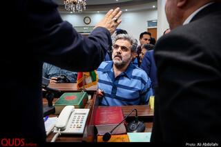 """سومین جلسه رسیدگی به اتهامات متهمین پرونده شرکت """"پدیده"""""""