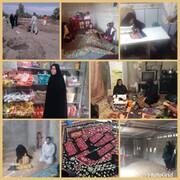 ایجاد ۲۶۰  فقره شغل توسط بنیاد برکت درشهرستان  دلگان