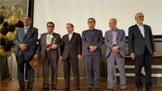 روابط عمومی شرکت فولاد خوزستان ستاره طلایی گرفت