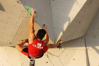 رئیس هیئت کوهنوردی و صعودهای ورزشی خراسان رضوی