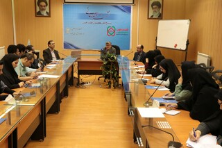 نشست خبری علوم پزشکی زنجان
