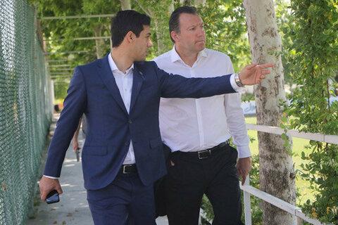 شکوری: از ویلموتس قبل از عقد قرارداد با ایران تست میگیریم!