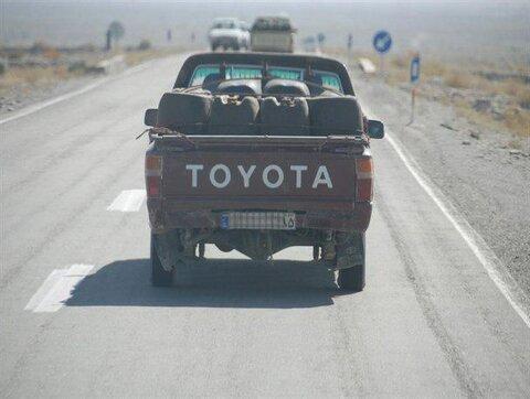 جدال جادههای سیستان و بلوچستان با قانونگریزی