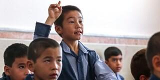 دانش آموز افغانی