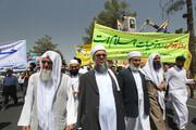 مسلمانان در برابر فلسطین کوتاه نمی آیند/امام خمینی(ره) نقشه صهیونیست ها را نقش بر آب کرد