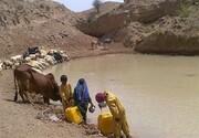 گودال های آب در سیستان و بلوچستان جان می دهد و جان می گیرد
