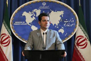 سخنگوي وزارت خارجه