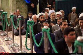 سی امین سالگرد ارتحال امام خمینی (ره) حرم مطهر رضوی